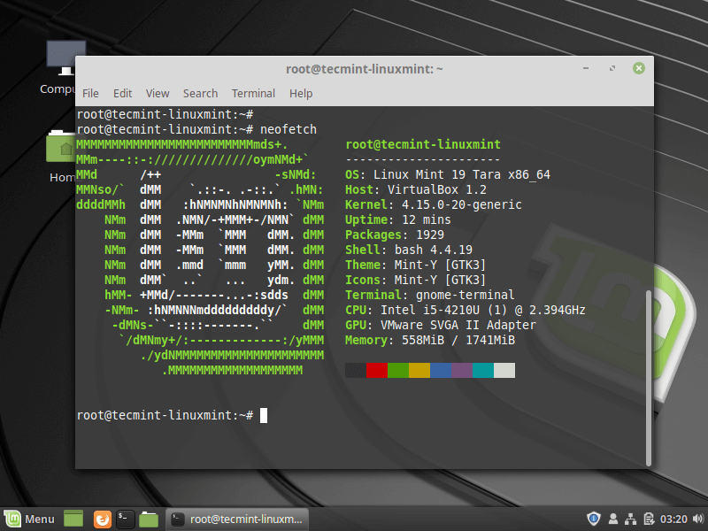 Linux Mint Distribution