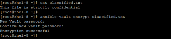 Encrypt an Unencrypted File