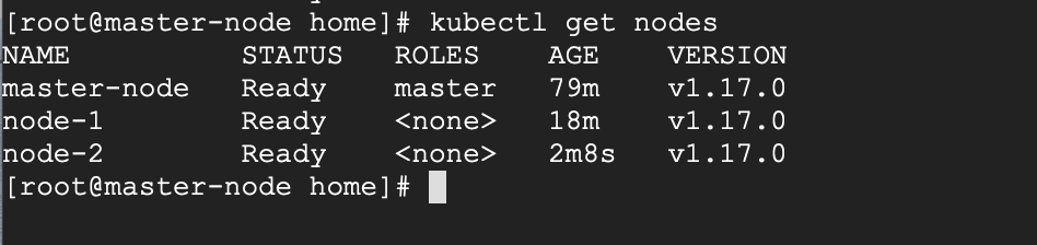 Check All Nodes Status in Kubernetes Cluster
