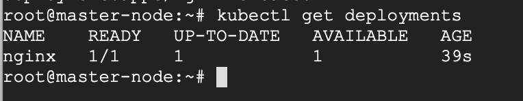 Kiểm tra triển khai Nginx trên Kubernetes