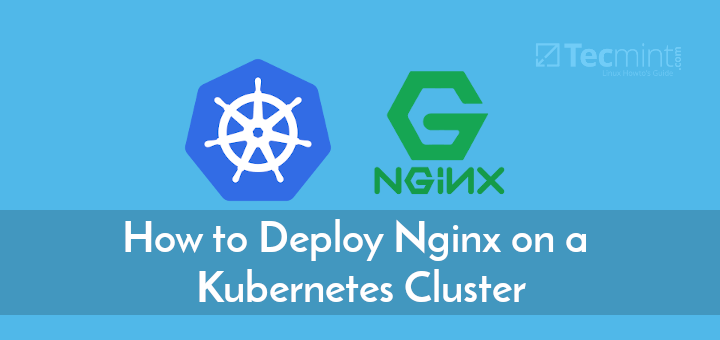 Deploy Nginx on Kubernetes Cluster