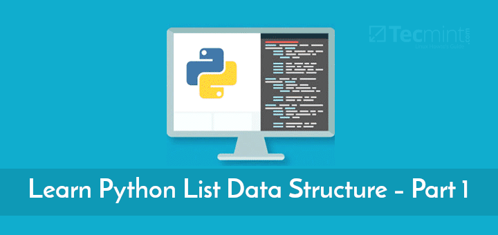 Learn Python Data Structure List