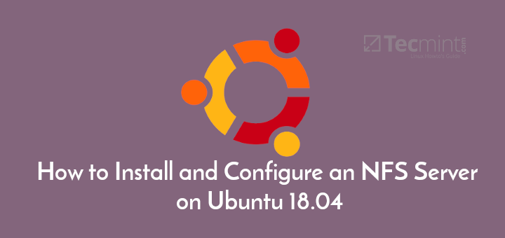 Install NFS Server in Ubuntu