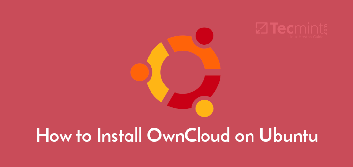Install OwnCloud on Ubuntu