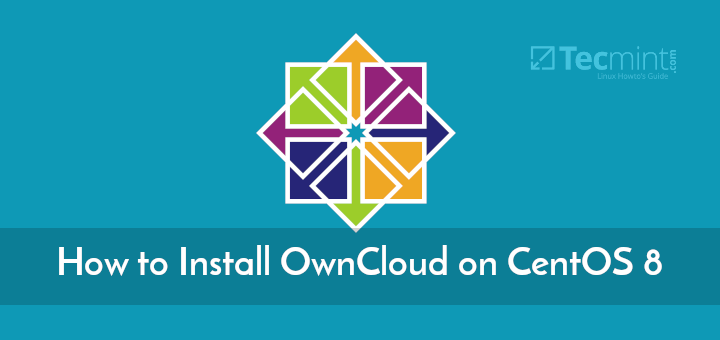 Install OwnCloud on CentOS 8