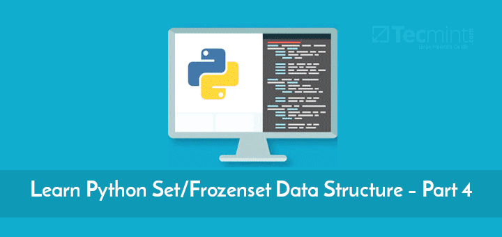 Learn Python Set Data Structure