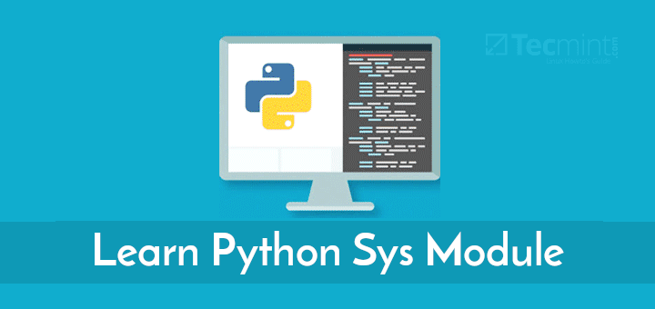 Learn Python Sys Module