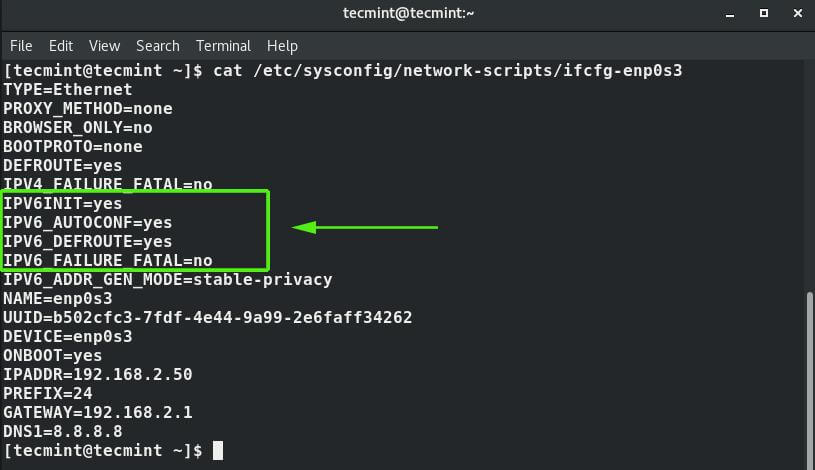 Check IPv6 Support