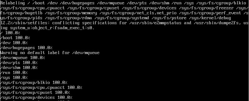Reboot RHEL System
