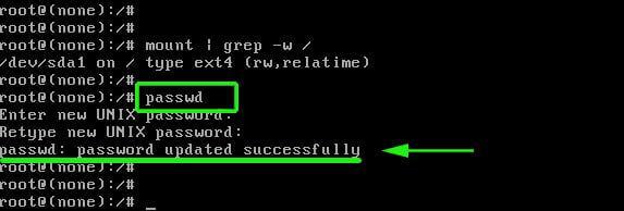 Reset Root Password in Ubuntu