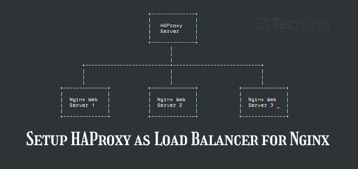 Setup Nginx HAProxy Load Balancer in CentOS 8