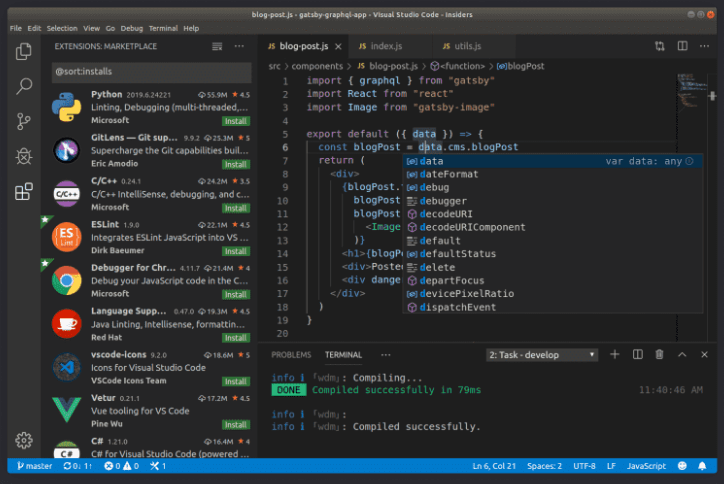 VSCode Default Theme