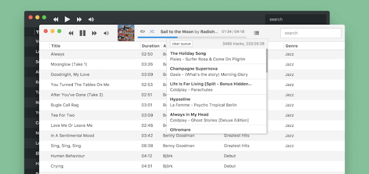 Best Music Players for Ubuntu