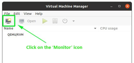 Create a Virtual Machine in KVM