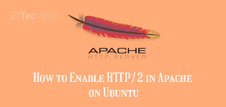 Enable HTTP2 in Apache on Ubuntu