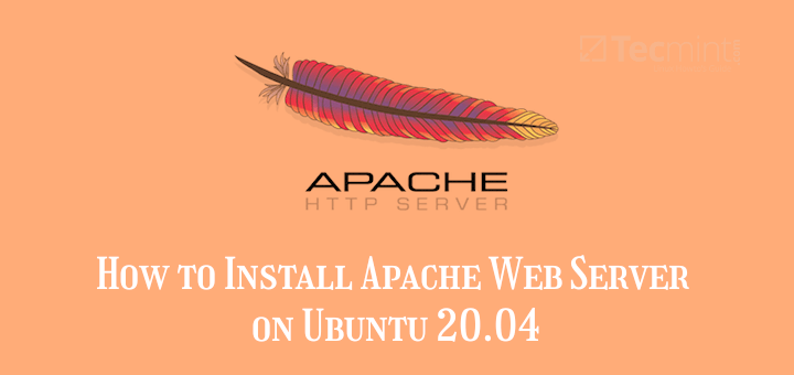 Install Apache Web Server on Ubuntu 20.04
