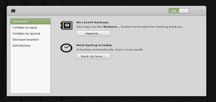 Ubuntu Backup Tools