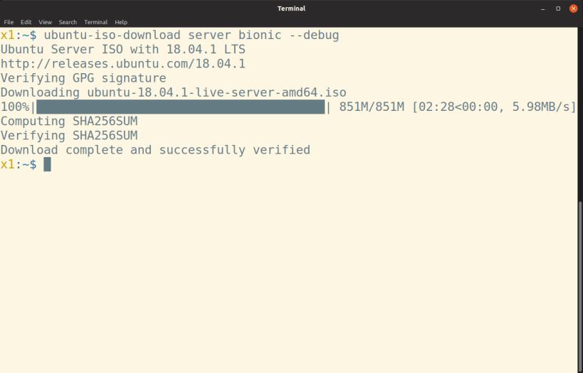 Ubuntu ISO Download