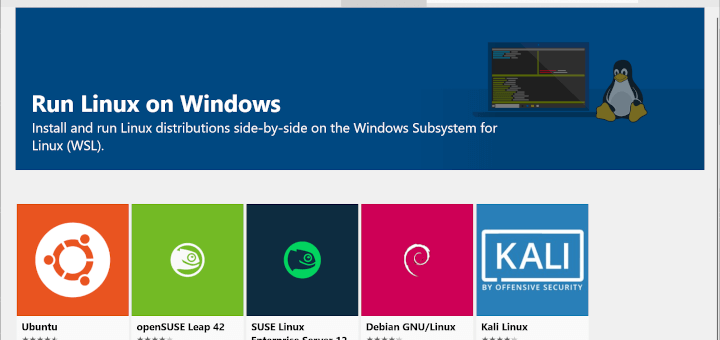 How to Install Windows Subsystem for Linux