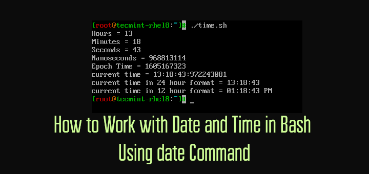 Change Linux Date and Time