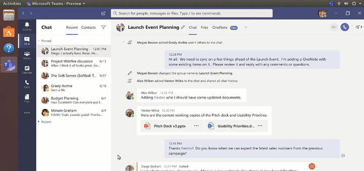 Install Microsoft Teams in Linux