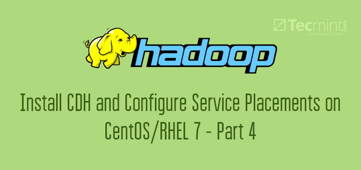 Install and Configure CDH in CentOS