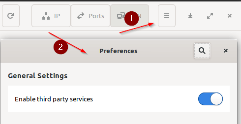 What IP Preferences