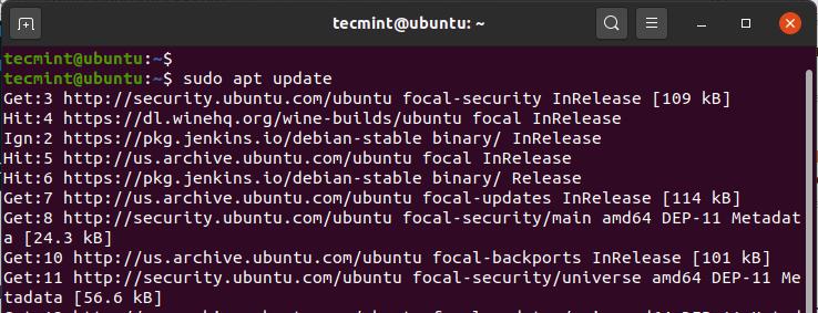 Update System