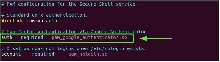 SSH public key authentication