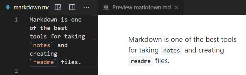 Add Inline Code