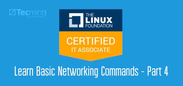Learn Linux Networking Commands