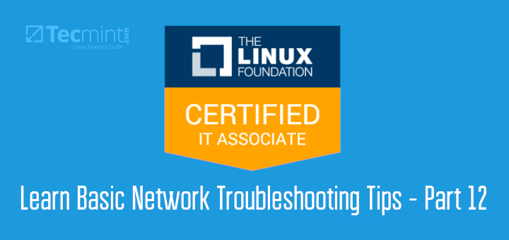 Basic Linux Network Troubleshooting Commands