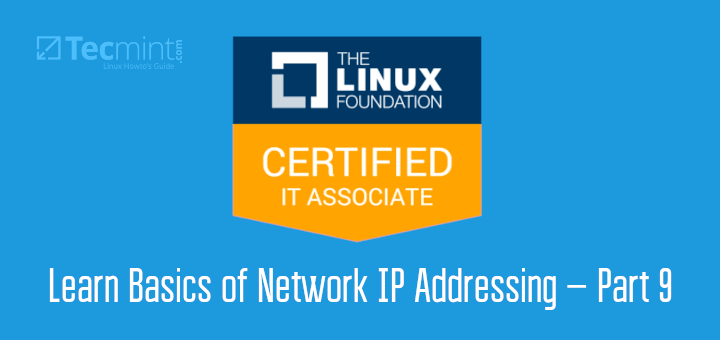 Basics of Network IP Addressing