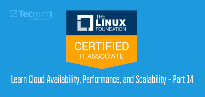 Cloud Availability, Performance and Scalability