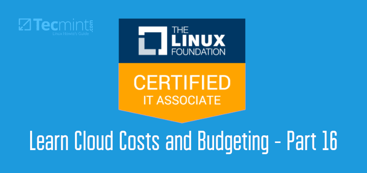Cloud Costs and Budgeting