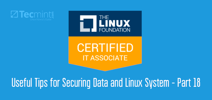 Linux Security Hardening Tips