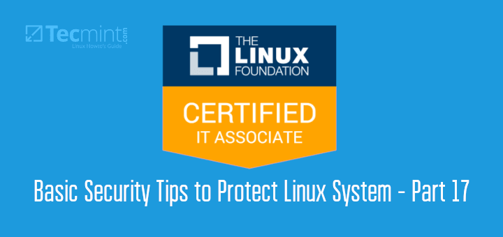 Linux Security Tips