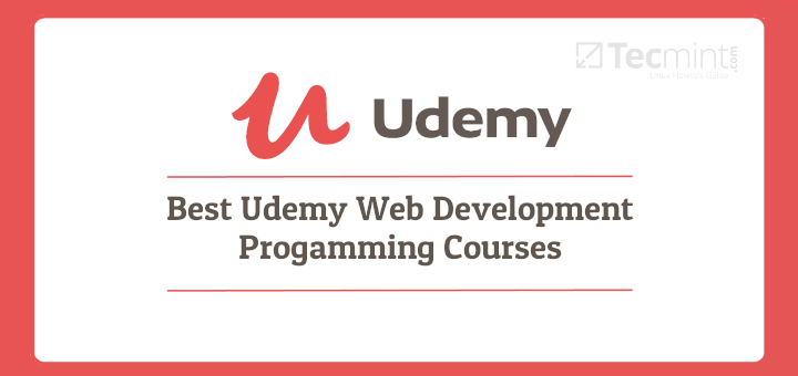 Best Udemy Web Development Courses