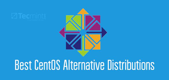 CentOS Alternative Distributions
