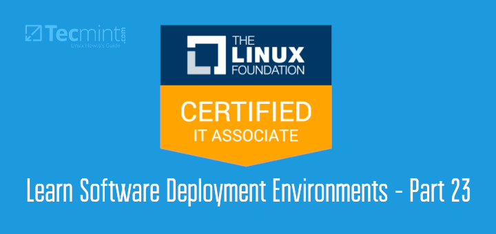 Software Deployment Environments