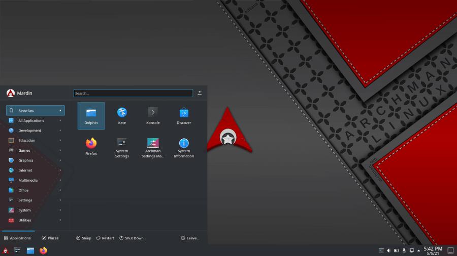 Archman Linux