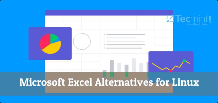 Microsoft Excel Alternatives for Linux