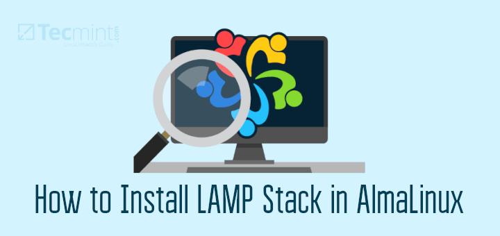 Install LAMP in AlmaLinux