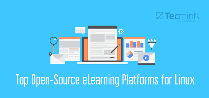 Open Source eLearning Software for Linux