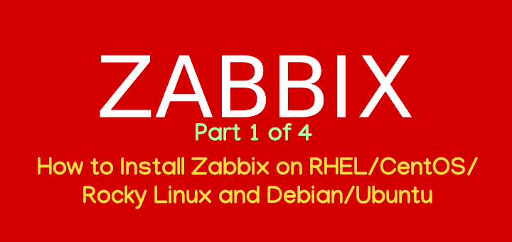 Install Zabbix on Linux